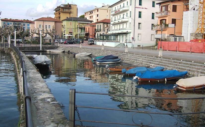 Porto Valtravaglia Port